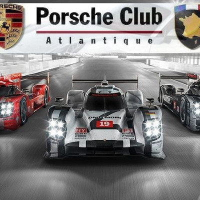 EH Digital la Rochelle partenaire du Porsche Club Atlantic