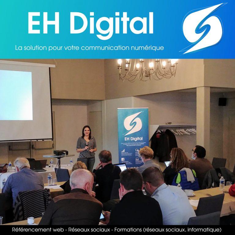 EH Digital La Rochelle - Formation en Groupe - Porsche Club Atlantique